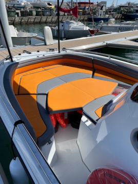 Hire Motorboat with or without skipper BMA Port-Vendres