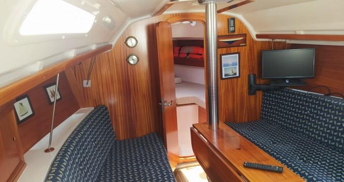 Rental yacht Leça da Palmeira - Dufour Dufour 32 on SamBoat