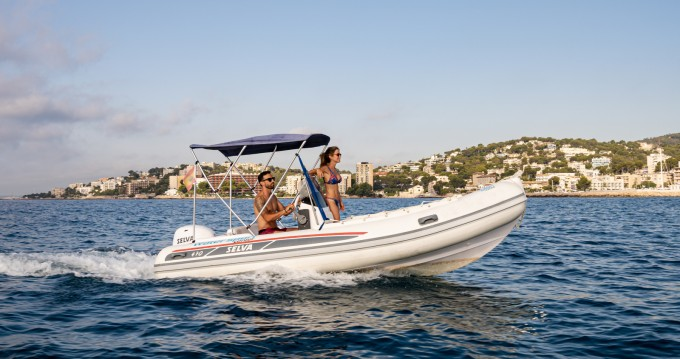 Hire RIB with or without skipper Selva Port Calanova
