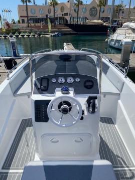 Rental Motorboat in Alicante - Alimed III