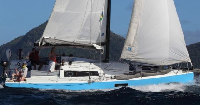 Rental Sailboat in Le Marin - Pogo Structures Pogo 30
