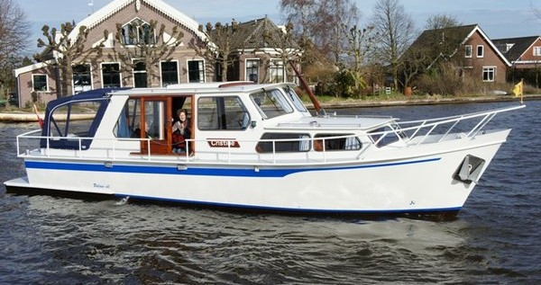 Boat rental Woubrugge cheap Palan DL 1100 OK
