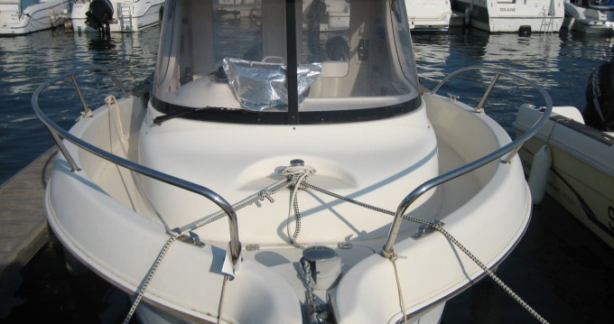 Motorboat for rent Port Cap d'Agde at the best price