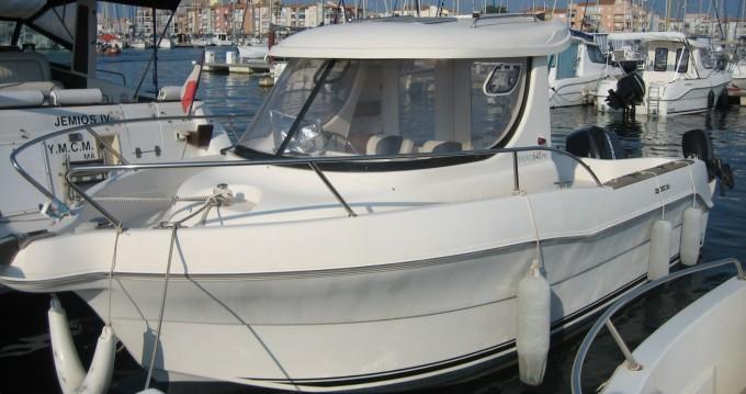 Boat rental Port Cap d'Agde cheap Quicksilver 640 Week-End