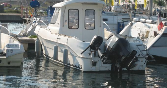 Quicksilver Quicksilver 640 Week-End between personal and professional Port Cap d'Agde