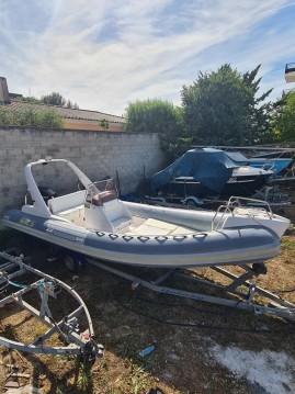 Rental yacht Marseille - Sacs Sacs S 680 Ghost on SamBoat