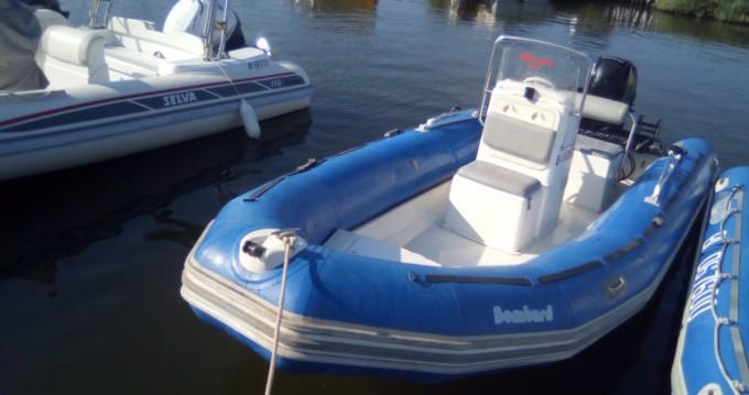 Boat rental Bombard Explorer 550 in Saint-Florent on Samboat
