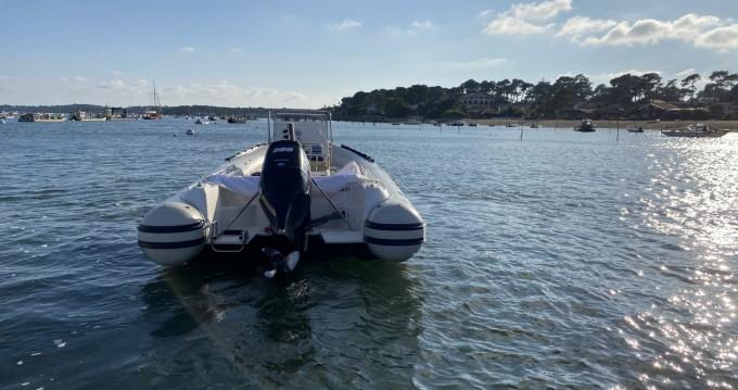 Rental yacht Lège-Cap-Ferret - Joker Boat Clubman 24 on SamBoat