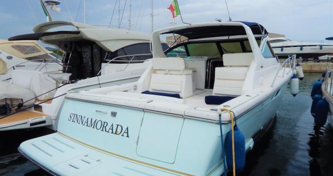 Boat rental Villasimius cheap Tiara 3800 Open