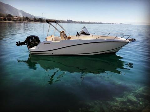 Rental yacht Kotor - Quicksilver Activ 605 Open on SamBoat