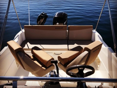 Hire Motorboat with or without skipper Quicksilver Kotor