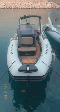 Boat rental Marseille cheap Eagle 650