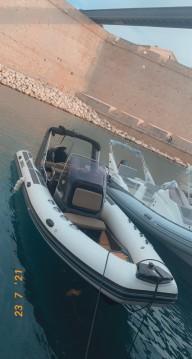 Rent a Brig Eagle 650 Marseille