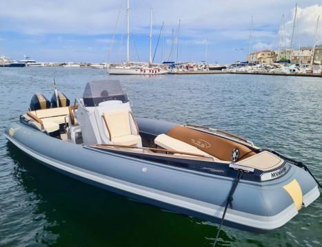 Boat rental MV Marine Mito 29 in Saint-Florent on Samboat