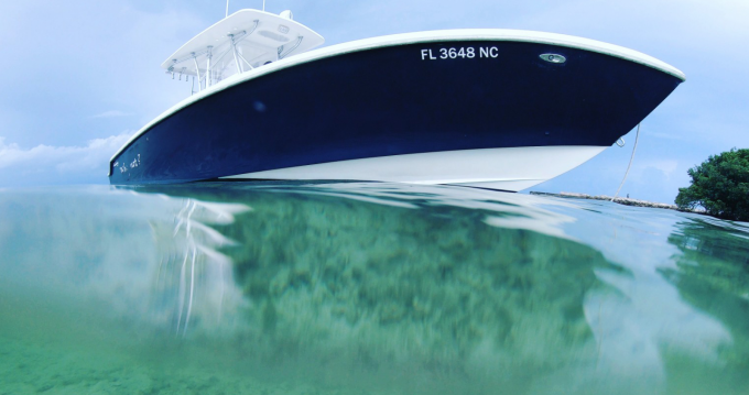 Rental Motorboat in Miami - Sea Hunter Tournament