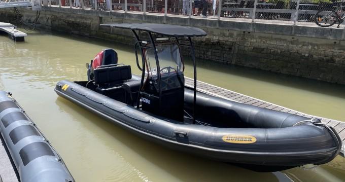 Rental yacht Royan - Humber Destroyer 6.5 on SamBoat