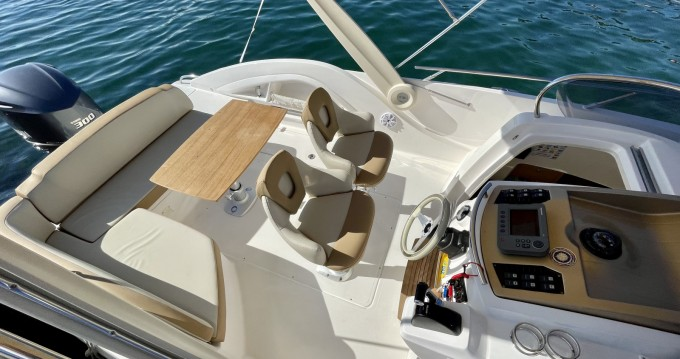 Rental Motorboat in Ičići - Sessa Marine Key Largo 27