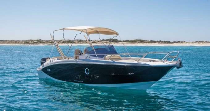 Rent a Sessa Marine Key Largo 27 Ičići