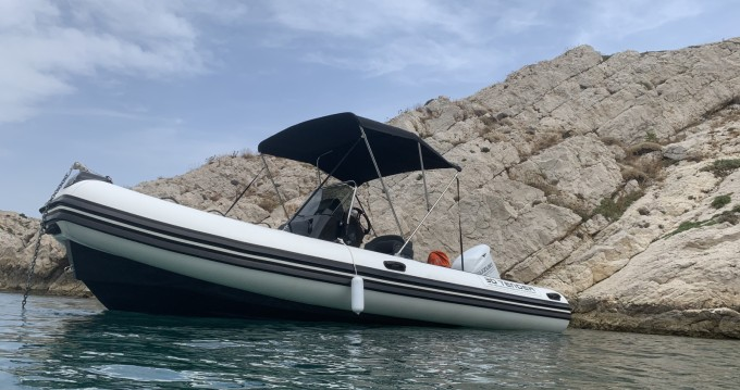 Rental RIB in Marseille - 3D Tender Dream 6