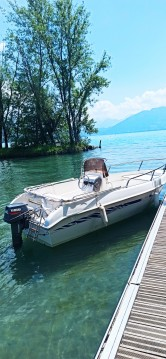 Boat rental Annecy cheap Vulcanissimo
