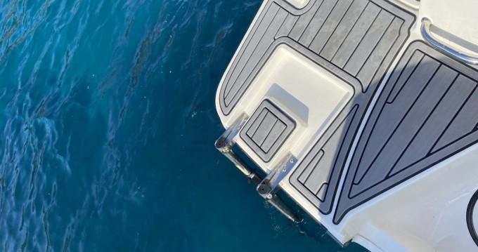 Rent a Sea Ray SPX 210 OB Mandelieu-la-Napoule