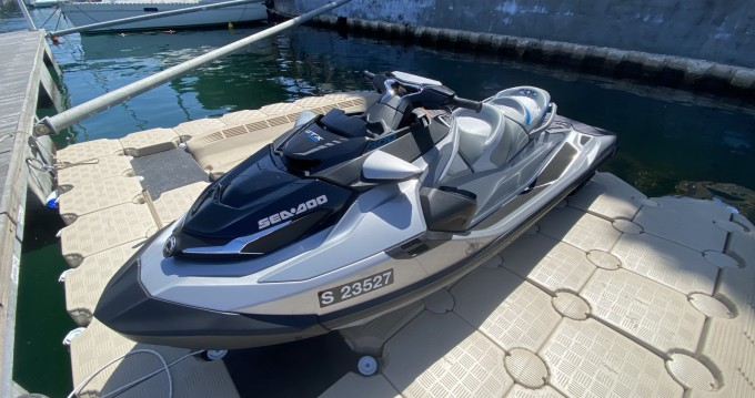 Rental yacht Imsida - Sea-Doo Gtx limited 300 on SamBoat