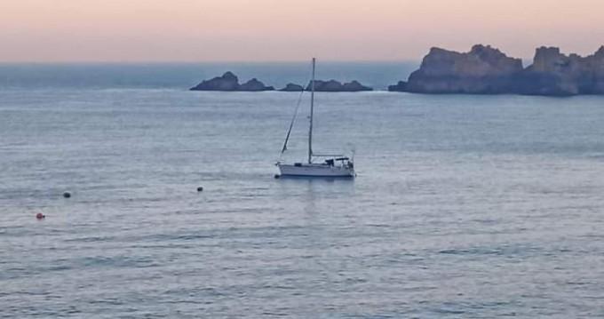 Rental Sailboat in Roatán (Island) - Elan Elan 362