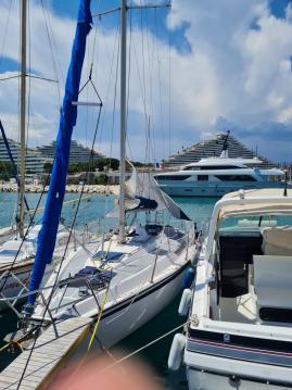 Boat rental Edel 820 in Villeneuve-Loubet on Samboat