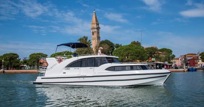 Boat rental Casale sul Sile cheap Minuetto Elettrica 8+