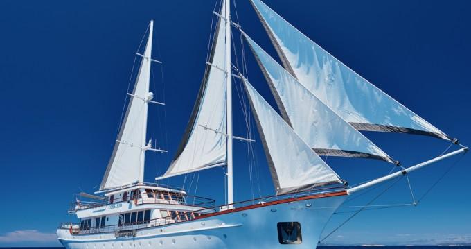 Boat rental Radez Custom Build in Split on Samboat