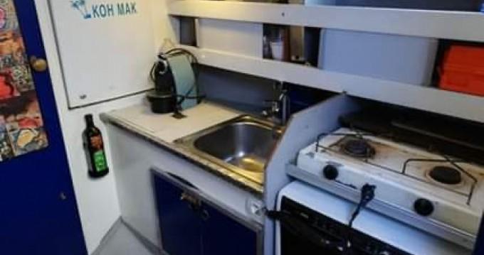Rental yacht Villeneuve-Loubet - Edel 820 on SamBoat