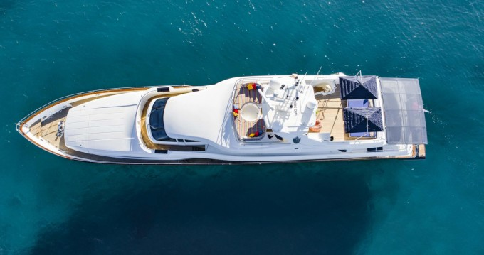 Hire Yacht with or without skipper Crn Port Hercule