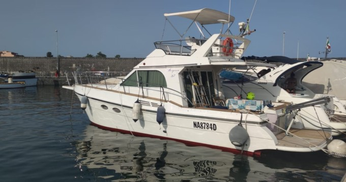 Sagemar Sagene 37 Fly between personal and professional Catania