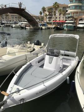 Boat rental Aquabat Sport Line 19 in Fréjus on Samboat