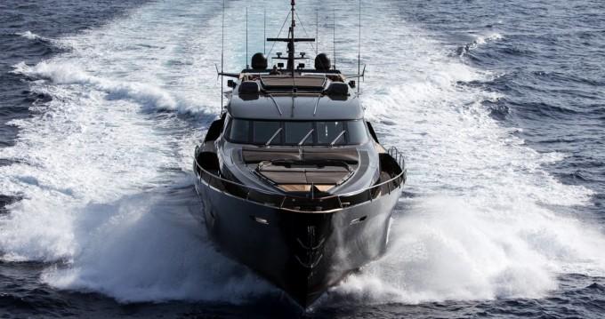 Rental yacht Ibiza Island - Palmer Johnson 120 on SamBoat