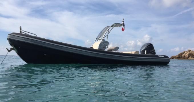 Boat rental Le Lavandou cheap Sea Water Smeralda 270T