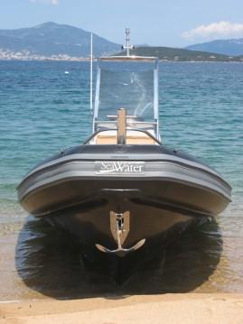 Rental yacht Le Lavandou - Sea Water Sea Water Smeralda 270T  on SamBoat