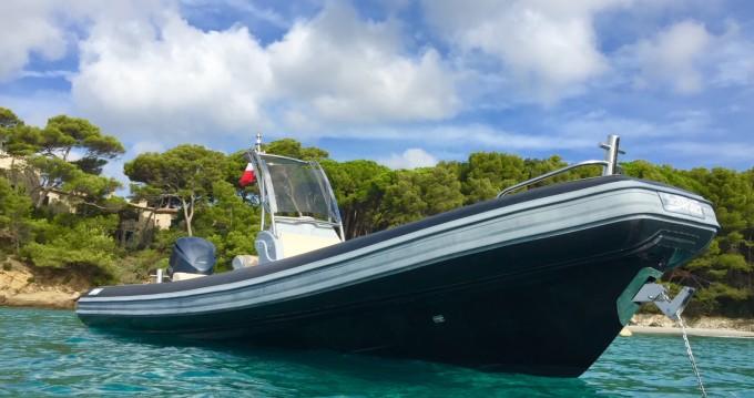 Boat rental Sea Water Sea Water Smeralda 270T  in Le Lavandou on Samboat