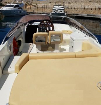 Boat rental Port-Vendres cheap Cranchi 27 Csl
