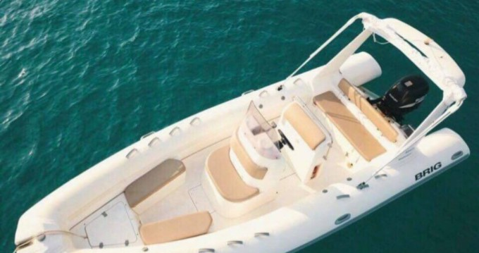 Hire RIB with or without skipper Brig Les Salins d'Hyères