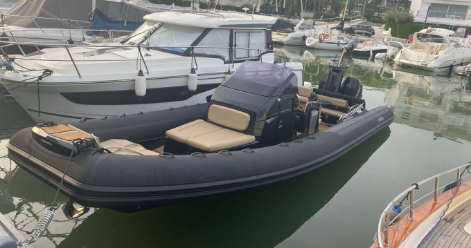 Boat rental Brig Eagle 10 in Castell-Platja d'Aro on Samboat