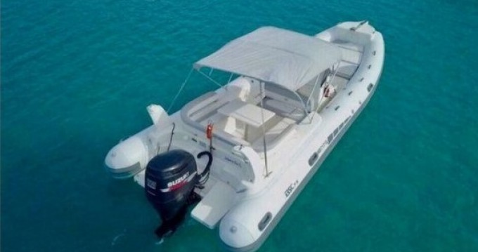 RIB for rent Les Salins d'Hyères at the best price