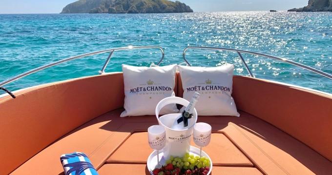 Boat rental Kotor cheap Barracuda 545 Open