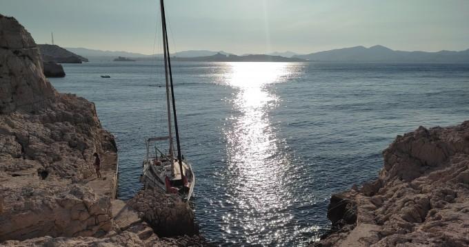 Boat rental Marseille cheap Gib Sea 105