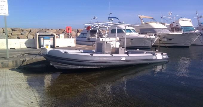 Rental yacht Hyères - Dive Boat Evolution SR 8000 on SamBoat