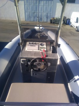 Hire RIB with or without skipper Dive Boat Evolution Hyères