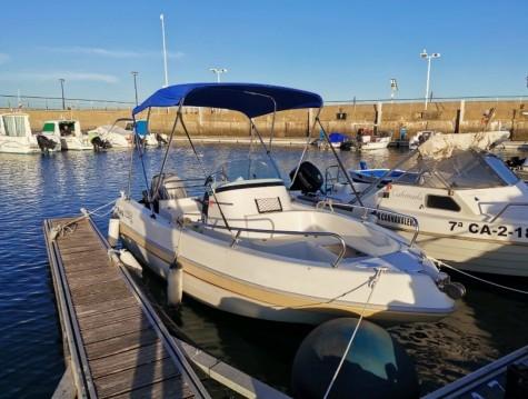Rental yacht Cádiz - Aquamar Panaria 465 on SamBoat