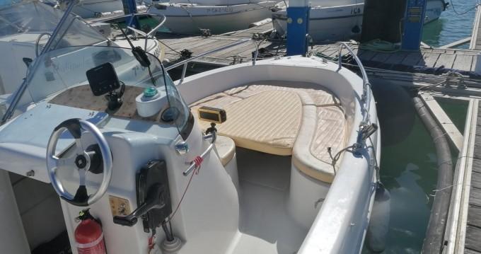 Boat rental Aquamar Panaria 465 in Cádiz on Samboat