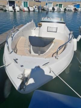 Boat rental Cádiz cheap Panaria 465