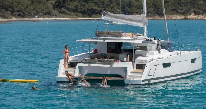 Rental Catamaran in Pleasant Valley - Fountaine Pajot Tanna 47